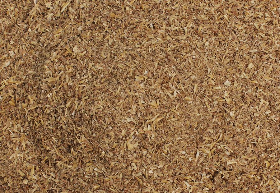 powdered spent grains